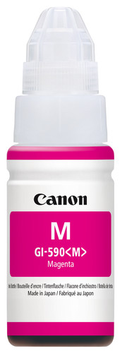 Canon GI-590 Ink Bottle Magenta Main Image
