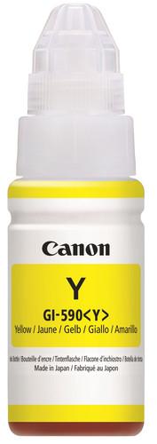 Canon GI-590 Ink Bottle Yellow Main Image