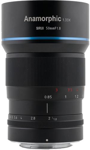 Sirui 50mm f/1.8 Anamorphic Fujifilm X-mount Main Image