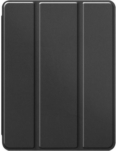 Just in Case Tri-Fold Apple iPad Pro 12,9 inch (2020) Book Case met Pencil Houder Zwart Main Image