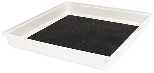 BlueBuilt Drip Tray with Non-slip Mat (70x70x10cm) Main Image