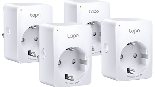 TP-Link Tapo P100 4-Pack Main Image