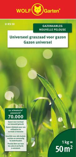 Wolf Garten Grass Seed Universal 50m² U-RS 50 Main Image