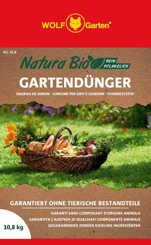 Wolf Garten Natura Bio Garden Fertilizer 160m² NG 10.8 Main Image