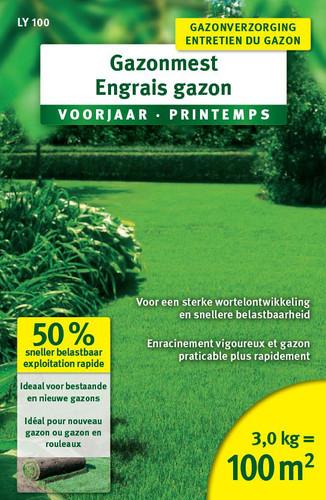 Wolf Garten Startmest Voorjaar 100 m² LY 100 Main Image