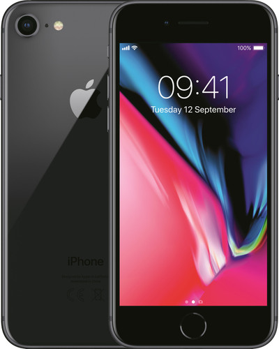 Refurbished iPhone 8 64GB Space Gray Main Image