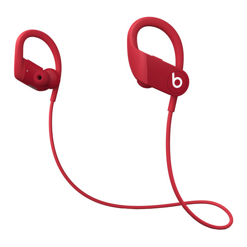 Beats Powerbeats Red Main Image