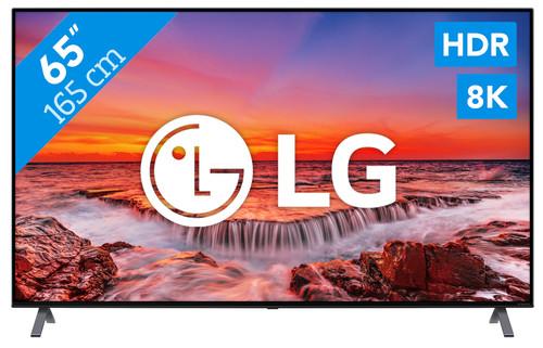 LG 8K 65NANO956NA (2020) Main Image