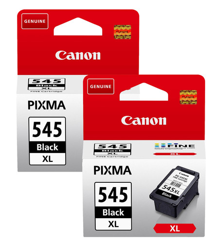 Canon PG-545XL Cartridge Zwart Main Image