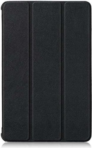 Just in Case Tri-Fold Lenovo Tab M10 Plus Book Case Zwart Main Image