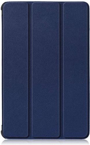 Just in Case Tri-Fold Lenovo Tab M10 Plus Book Case Blauw Main Image