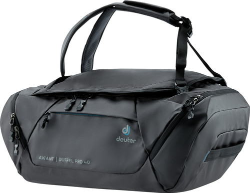 Deuter Aviant Duffel Pro 40L Black Main Image