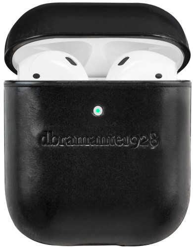 DBramante1928 Copenhagen AirPods Leather Case Main Image