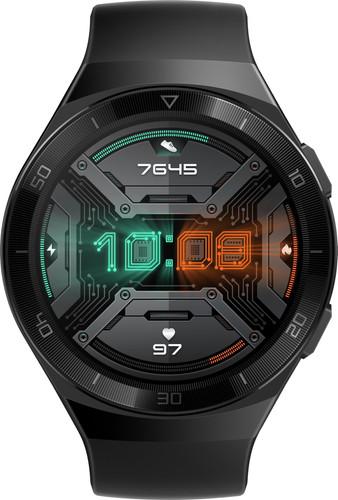 Huawei Watch GT 2E Sport Grafietzwart Main Image