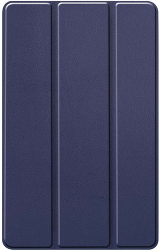 Just in Case Galaxy Tab S6 Lite Smart Tri-Fold Case Blauw Main Image