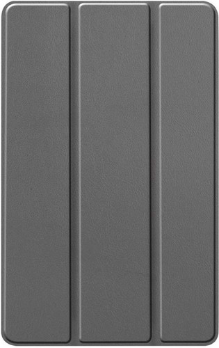 Just in Case Galaxy Tab S6 Lite Smart Tri-Fold Case Gray Main Image