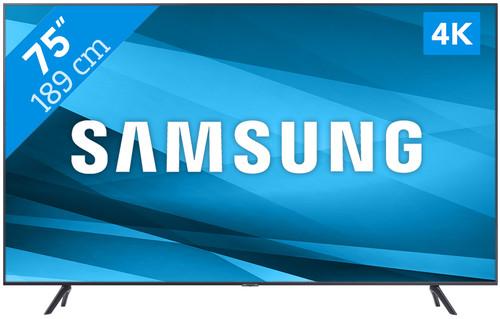 Samsung Crystal UHD 75TU7100 (2020) Main Image