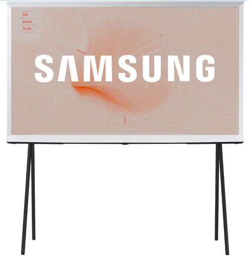 Samsung Serif 43LS01T White (2020) Main Image