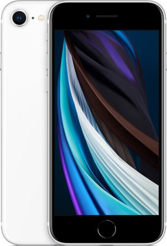 Apple iPhone SE 128 GB Wit Main Image