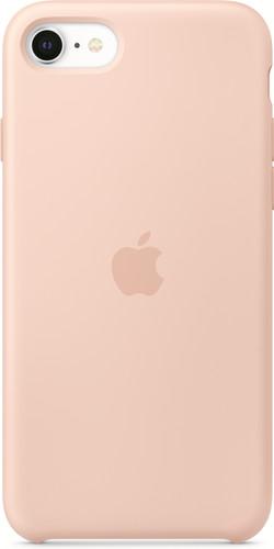 Apple iPhone SE Silicone Back Cover Rozenkwarts Main Image