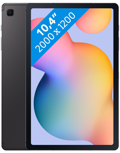Samsung Galaxy Tab S6 Lite 64GB WiFi + 4G Gray Main Image