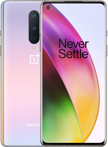 OnePlus 8 256GB Zilver 5G Main Image
