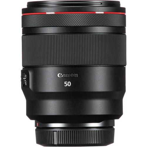 Canon RF 50mm f/1.2L USM Main Image