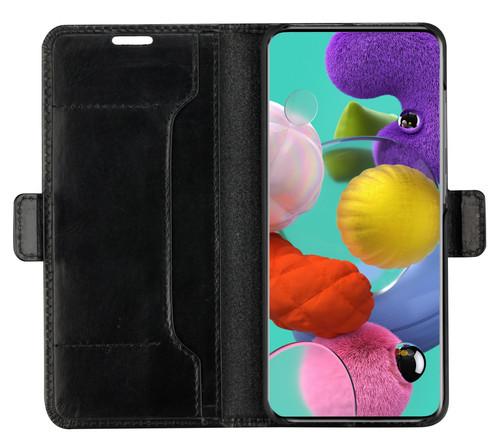 DBramante1928 Copenhagen Slim Samsung Galaxy A51 Book Case Leer Zwart Main Image