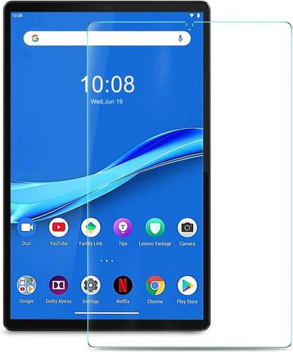 Second Chance Just in Case Lenovo Tab M10 Plus Screen Protector Glass Main Image