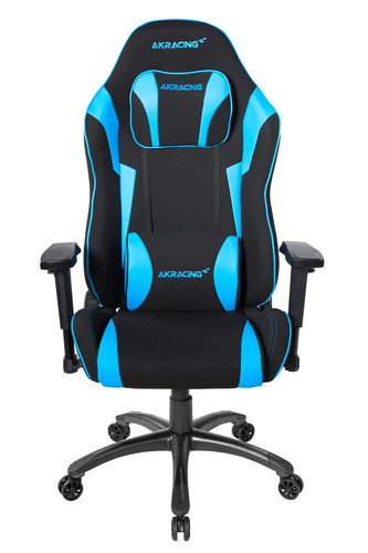 AKRacing Gaming Chair Core EX Wide SE - Zwart / Blauw Main Image