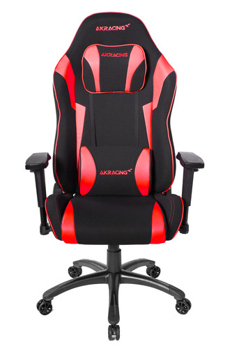 AKRacing Gaming Chair Core EX Wide SE - Zwart / Rood Main Image