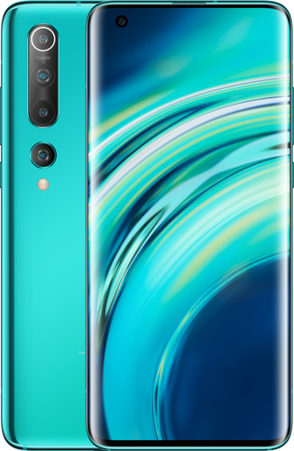 Xiaomi Mi 10 256GB Green 5G Main Image