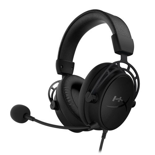HyperX Cloud Alpha S Zwart Main Image