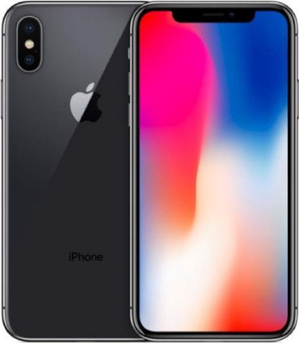 Refurbished iPhone X 64GB Space Gray Main Image