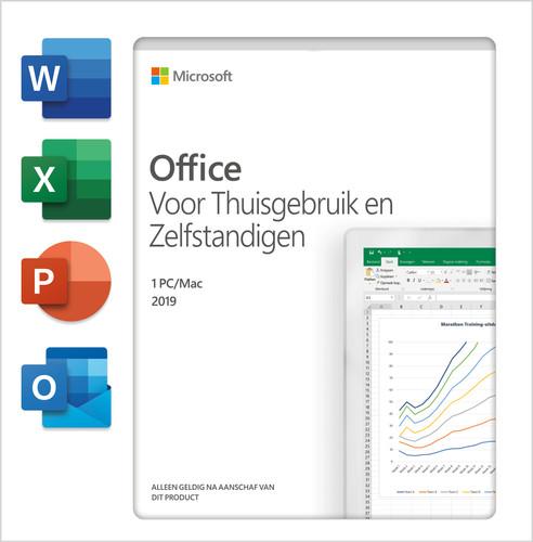 Microsoft Office 2019 NL Thuisgebruik en Zelfstandigen Main Image