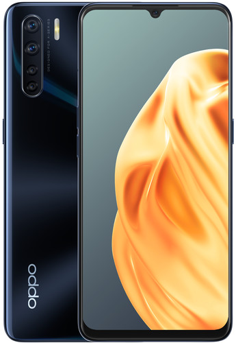OPPO A91 128GB Black Main Image