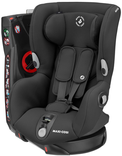 Maxi-Cosi Axiss Authentic Black Main Image