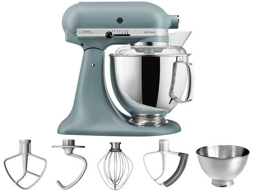 KitchenAid Artisan Mixer 5KSM175PSEMF Mist Blauw Main Image