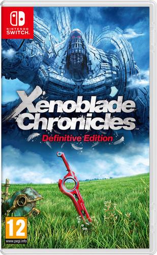 Xenoblade Chronicles: Definitive Edition Main Image
