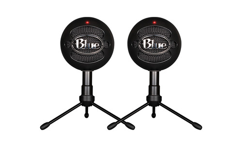 Blue Snowball Black Ice Duo Pack Main Image