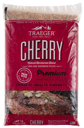 Traeger Cherry Pellets Main Image