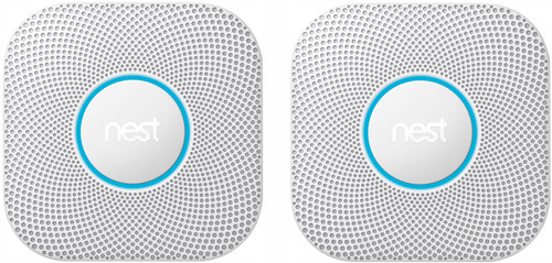Google Nest Protect V2 Netstroom Duo Pack Main Image