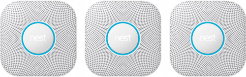 Google Nest Protect V2 AC Power 3-Pack Main Image