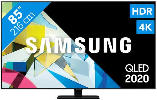 Samsung QLED 85Q80T (2020) Main Image