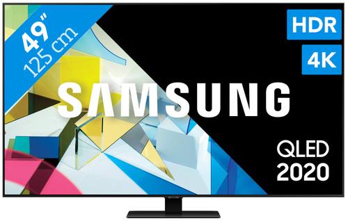 Samsung QLED 49Q80T (2020) Main Image