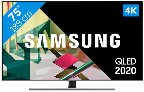 Samsung QLED 75Q74T (2020) Main Image