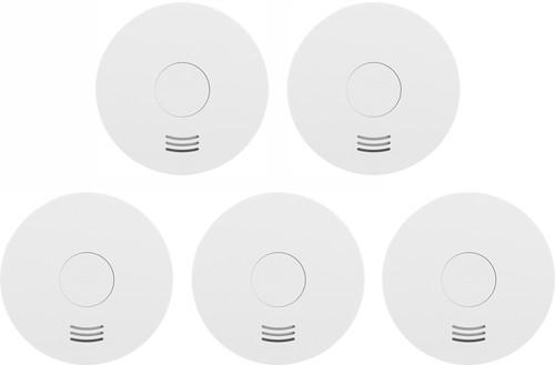 Smartwares FSM-12400 (10 years) 5-Pack Main Image