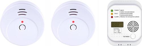 Smartwares FSSCO-15 Brandbeveiligingsset (5 jaar) Main Image