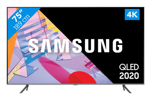 Samsung QLED 75Q64T (2020) Main Image