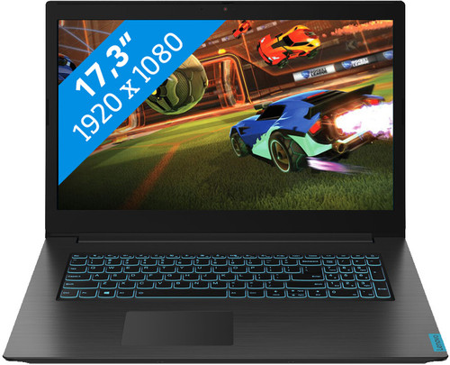 Lenovo IdeaPad L340-17IRH Gaming 81LL00GMMH Main Image